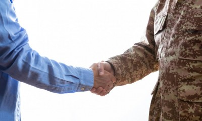 CIVIL AND MILITARY COOPERATION