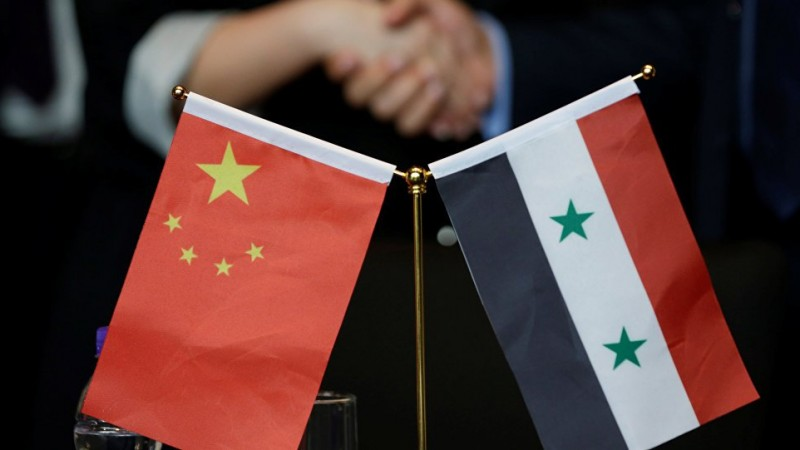 China's Foreign Policy Toward Syria