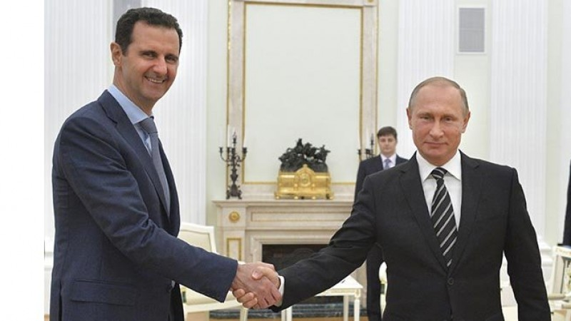 Relations Between Russia and Syria in the Bashar Assad Era